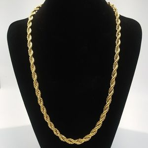 """😍Any 2 Necklaces for$50😍 24"""" Rope Necklace"""